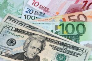 евро долар