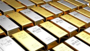 злато сребро и платина
